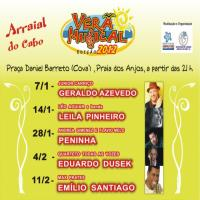 Verã Musical - Arraial do Cabo - RJ - 2012